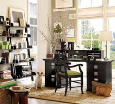 pottery barn office desk crafts home