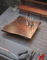 Slab Coffee Table Furniture Walnut Slab Coffee Table Bddw