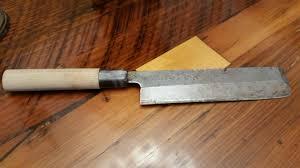 kitchen knives forum garage sale score chef knife for 1 u2014 big green egg egghead