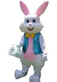 easter bunny costume plush easter bunny mascot costume rental