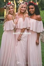 blush bridesmaid dress best 25 blush bridesmaid dresses ideas on blush