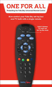 reset samsung universal remote breaking news tatasky launches universal remote control dth
