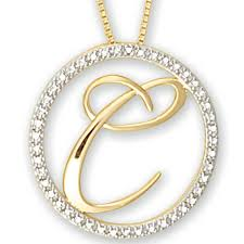 necklace initial pendant images Gretchen rossi 39 s gold quot g quot necklace big blonde hair jpg