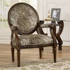 Traditional Accent Chair Signature Design By Martinsburg Traditional Showood Accent