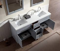 Bathroom Double Sink Cabinets by Bathroom Sink Dual Sink Vanity Top Bowl Sink Vanity White Double