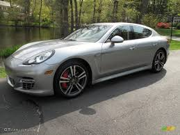 porsche panamera turbo 2017 silver 2010 gt silver metallic porsche panamera turbo 28874588 photo 17