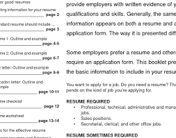 resume outlines for resumes free resume templates free resume