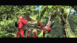 the incredibles on battle time is family time clip