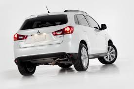mitsubishi rvr 2013 2013 mitsubishi outlander sport receives light facelift will be