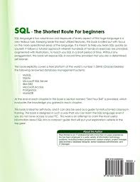 Db2 Database Administrator Sql The Shortest Route For Beginners A Fast And Easy Track For