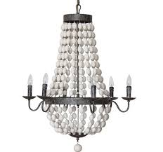 Wood Iron Chandelier Iron Chandelier With Wood Antique Farmhouse