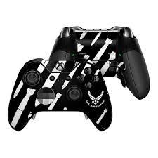 xbox elite controller black friday microsoft xbox one elite controller skin usaf flag by us air
