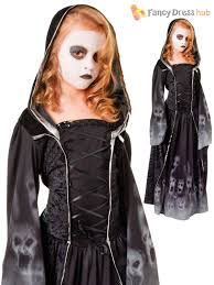 Girls Ghost Halloween Costume Boys Girls Ghost Witch Halloween Costume Forgotten Soulds Fancy