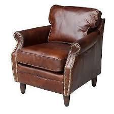 Club Chair Leather Club Chair Ebay