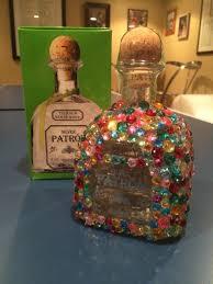glam up a liquor bottle best friend gift sister gift