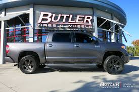 nissan tundra toyota tundra with 20in fuel beast wheels exclusively from butler