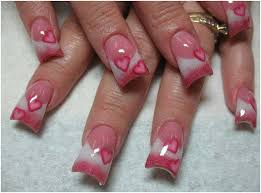 21 beautiful and appealing samples of acrylic nail designsall for