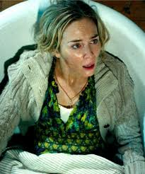 comfortable hairstyles for giving birth was emily blunt birth scene in a quiet place realistic