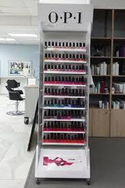 nail polish hair color center