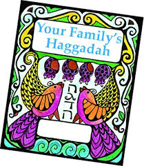 a family haggadah how to make your own passover haggadah the voice
