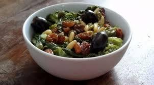 salade verte cuite recette cuisine salade cuite à la napolitaine italie la tendresse en cuisine