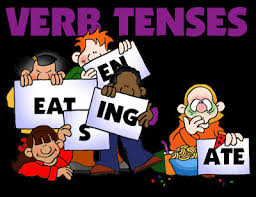 action verbs fourth grade english language conventions