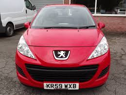 peugeot approved cars used peugeot 207 cars for sale in oswestry shropshire motors co uk