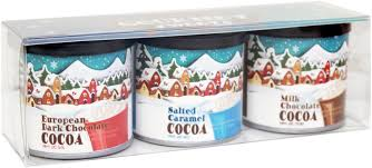 hot cocoa gift set gourmet hot cocoa gift set