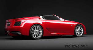 lexus lfa for sale mn holy wow lexus lf c2 teasing rc350 convertible ahead of la show