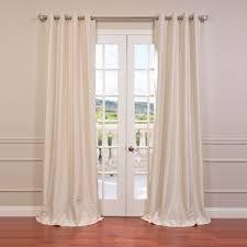 Fuschia Blackout Curtains Faux Silk Curtains Shop For Faux Silk Curtains On Polyvore