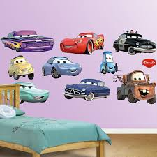 Disney Cars Home Decor Zspmed Of Disney Cars Wall Decals Simple For Small Home Decor