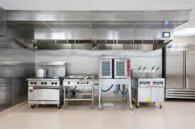 Commercial Kitchen Island Industrial Commercial Kitchen Design