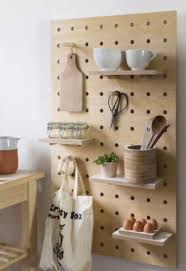 pegboard ideas kitchen 32 smart and practical pegboard ideas for your home digsdigs