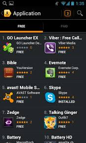 free app stores for android gigaom in its quest to take the out of android russia s