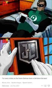 Batman Green Lantern Meme - 15 times tumblr blew open the dc universe dorkly post
