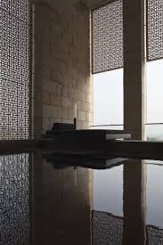 3d wall panels india aman resort new delhi kerry hill architects poetry
