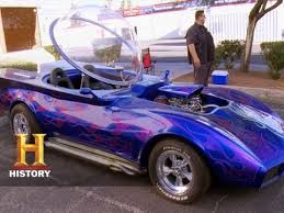 history of cars counting cars danny s car history