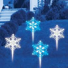 25 unique outdoor lighted decorations ideas on