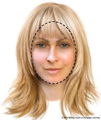 pictures of hairstyles for oblong face shapes long haircuts with an oval face type your hair club