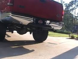 1997 ford f150 exhaust system 1997 f150 magnaflow cats x pipe true duals no mufflers