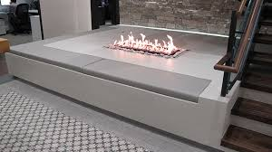 Gas Fireplace Ct by Custom Gas Fireplace Photos Modern And Rustic Fireplaces Acucraft