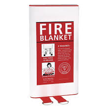 Nisbets by Quick Release Fire Blanket L973 Buy Online At Nisbets