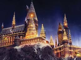 world christmas christmas is coming to harry potter s wizarding world
