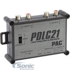 pac pdlc21 2 channel intelligent digital line output converter