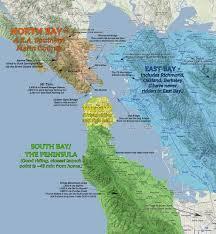 San Francisco Fog Map by Shelleyspins Exhale