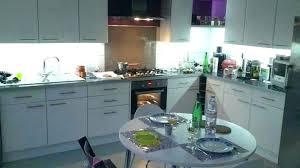 eclairage plan travail cuisine eclairage plan de travail cuisine led pour meuble supacrieur 3 spots
