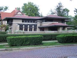 Frank Lloyd Wright Inspired House Plans Meyer May House Wikipedia