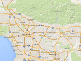 Los Angeles Freeway Map by Mapping A Transportation Plan B On An L A Freeway U2013 Next City