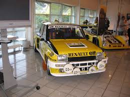 renault race cars renault open day u2013 renault 5 turbo rally car u2013 f1 fanatic