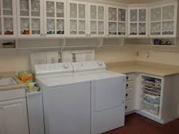 Laundry Room With Sink by Country Laundry Room With High Ceiling U0026 Terracotta Tile Floors In